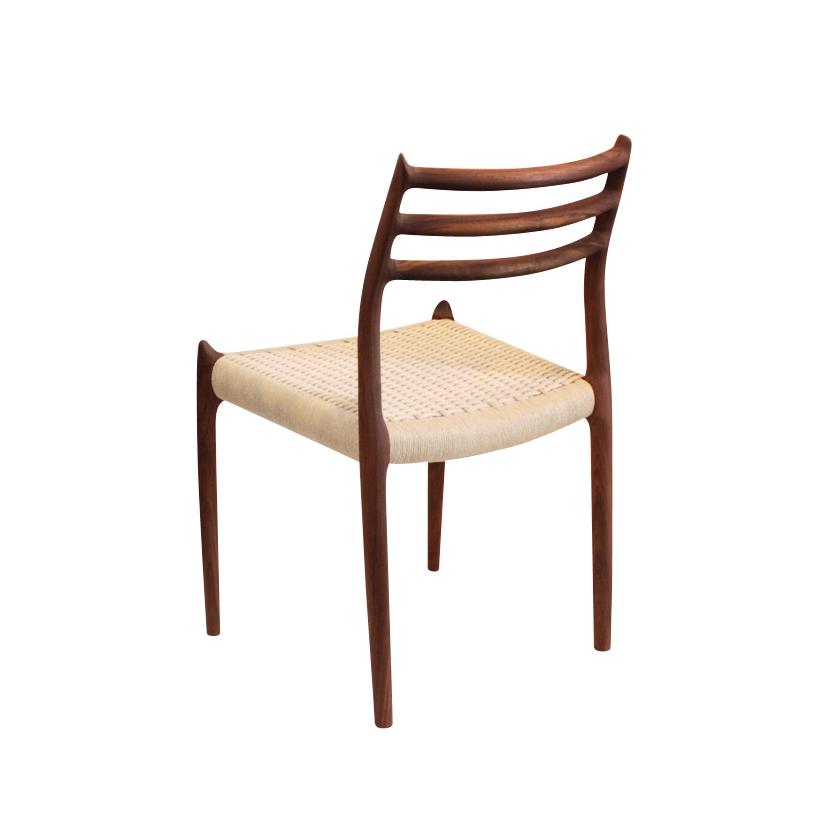 No. 78 Stol, Flettet Sæde